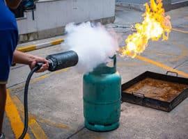 Sertifikalı Yangın Eğitimi ve Tatbikatı