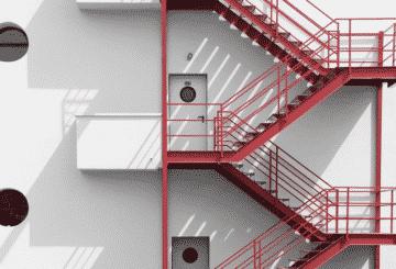 Yangın Merdiveni